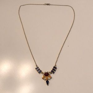 Jewelry - Long Stone Embellished Necklace